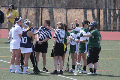 ECSU (Senior Day) vs Plymouth State April 12, 2014