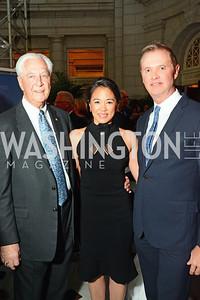 Felicia Wong, Edwin D. Hill, Brian Wolff