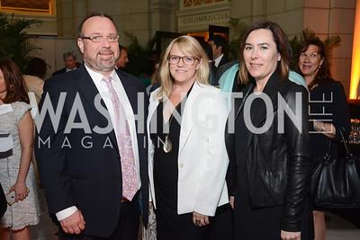 Bruce Kieloch, Amanda Crumley, Harmony Knutson