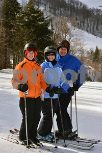 FEB.22,2014 - Families,Close-ups,Chairlift shots, ACTION