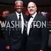 Art Collins, Dave Dorros. Photo by Tony Powell. 2015 Fight Night. Hilton Hotel. November 5, 2015