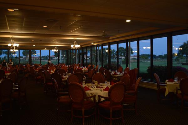 FL DENISON Dinner Candid Shots Mar 18