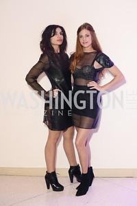 Naz Harounian, Courtney Barriger