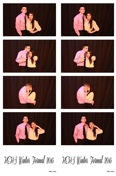 HEHS Winter Formal February 14th, 2015