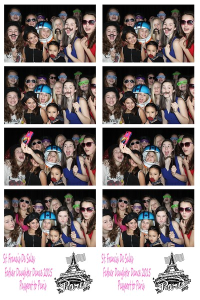 St. Francis De Sales Father Daughter Dance February 28, 2015