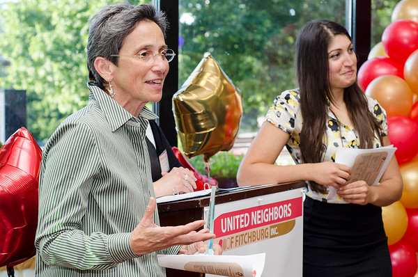 9th annual United Neighbors of Fitchburg Thank You Event