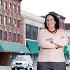 Fitchburg's new Economic Development Director Mary Jo Bohart. SENTINEL & ENTERPRISE/ JOHN LOVE