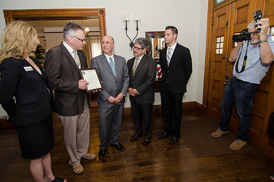 Representatives from Kleve, Germany visit Fitchburg
