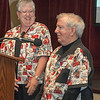 Coleen and Gary Brandt at Robson Ranch presentation