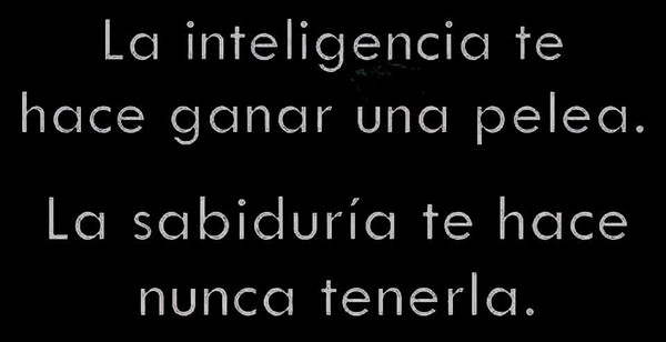 Frases Sabias en Espanol..