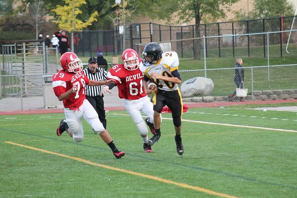 10/10/2014 A vs. Hinsdale South