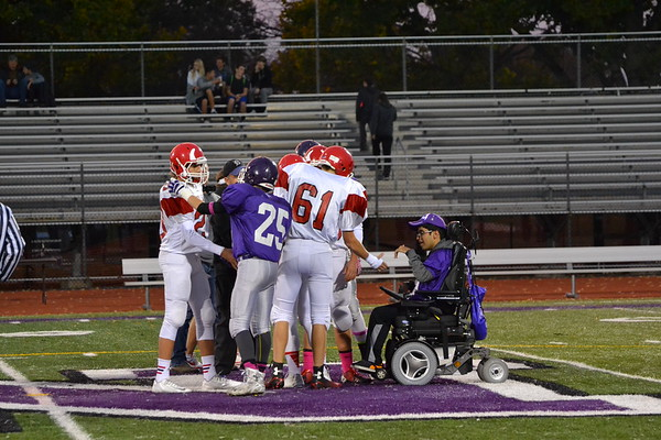 10/23/2014 A at Downers Grove North