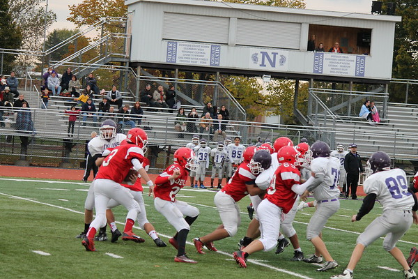 10/23/2014 B at Downers Grove North