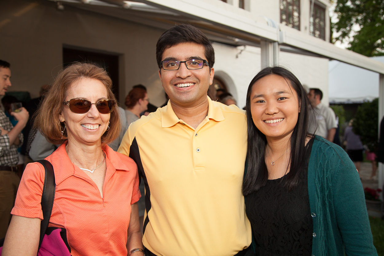 Dana Diorio, Rohan Bhale, Cynthia Cheng