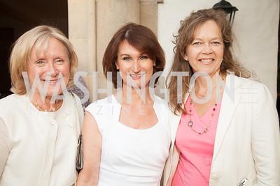 Susan Baker, Viveca Sten, Madeleine Lyrvall