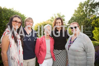 Catalina Brockland, Jennifer Gregg Hayley Hughes, Lynn Coddington, Leslie Groves