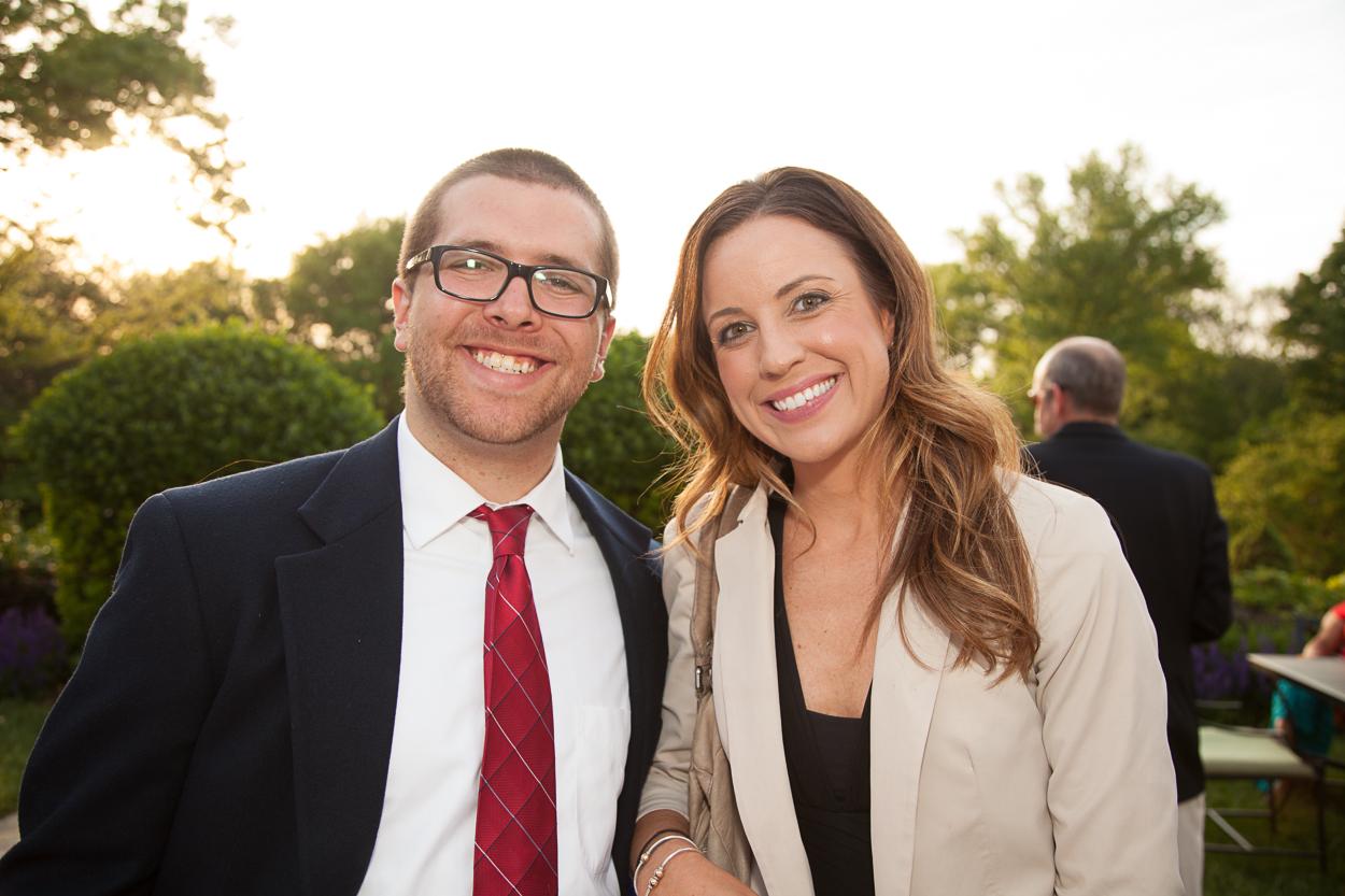 Brian Pennington, Kate Coleman