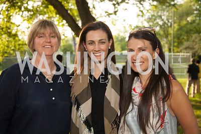 Jennifer Gregg, Lynn Coddington, Catalina Brockland