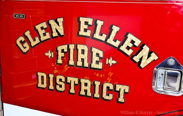 2010 to the Future  Breakfast Glen Ellen Fire