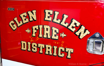 Glen Ellen & the Fires