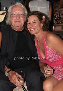 Richard Meier, Countess Luann de Lesseps photo by Rob Rich/SocietyAllure.com © 2015 robwayne1@aol.com 516-676-3939