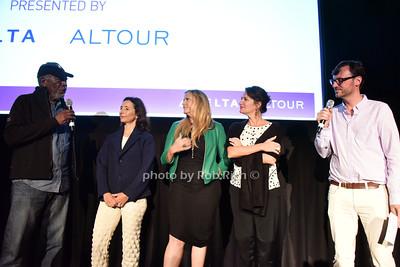 Morgan Freeman, Pascaline Servan-Schreiber, Lori McCreary, Meghan O'Hara, David Nugent