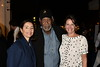 Pascaline Servan-Schreiber, Morgan Freeman, Meghan O'Hara<br /> photo  by Rob Rich/SocietyAllure.com © 2015 robwayne1@aol.com 516-676-3939