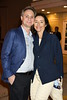 Jason Binn, Pascaline Servan-Schreiber<br /> photo  by Rob Rich/SocietyAllure.com © 2015 robwayne1@aol.com 516-676-3939
