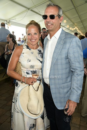 Katie Couric and husband John Molner  photo by Rob Rich/SocietyAllure.com © 2015 robwayne1@aol.com 516-676-3939