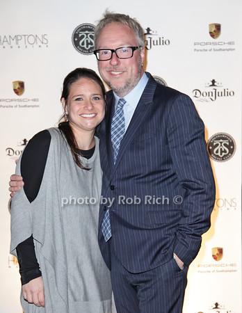 Joanna Tucker and Ian Duke photo by Jakes vand der WattforRobRich/SocietyAllure.com © 2015 robwayne1@aol.com 516-676-3939
