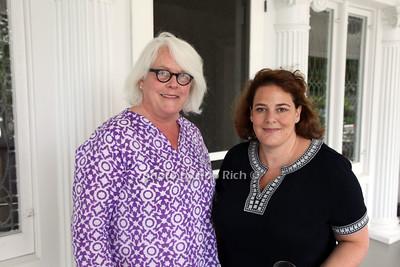 Sally Van Erk, Kathleen McMahon