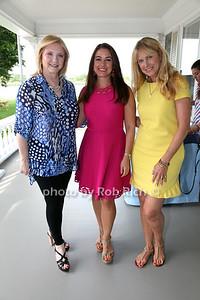 Marianne Howatson, Annie Falk, Pamela Eldridge