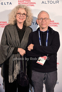 Blythe Danner, Bob Balaban photo by Rob Rich/SocietyAllure.com © 2015 robwayne1@aol.com 516-676-3939