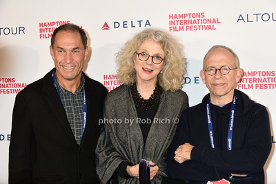 Stuart Match Suna, Blythe Danner, Bob Balaban photo by Rob Rich/SocietyAllure.com © 2015 robwayne1@aol.com 516-676-3939