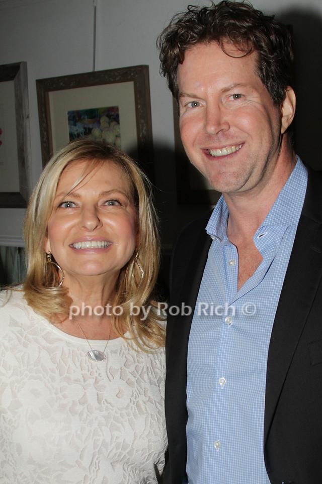 Debra Halpert and Tomas Hill