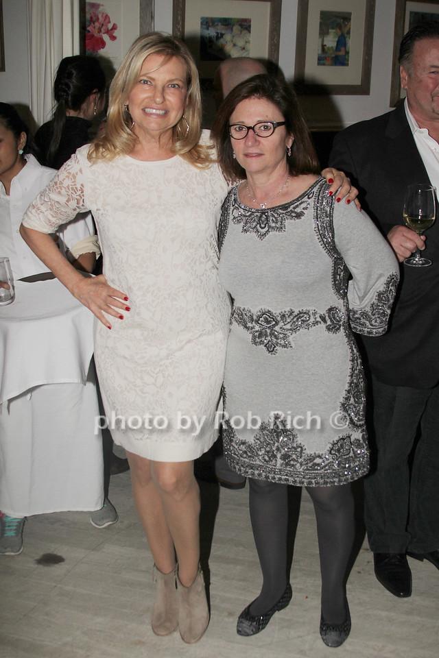 Debra Halpert and Melissa Cohn