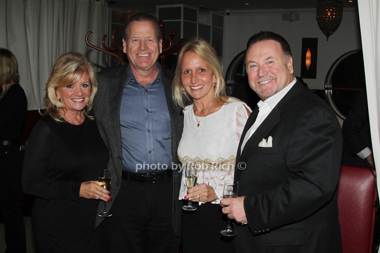 Annemarie Decker, Jay Decker Clare Romano and Michael Romano