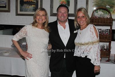 Debra Halpert, Michael Romano and Clare Romano