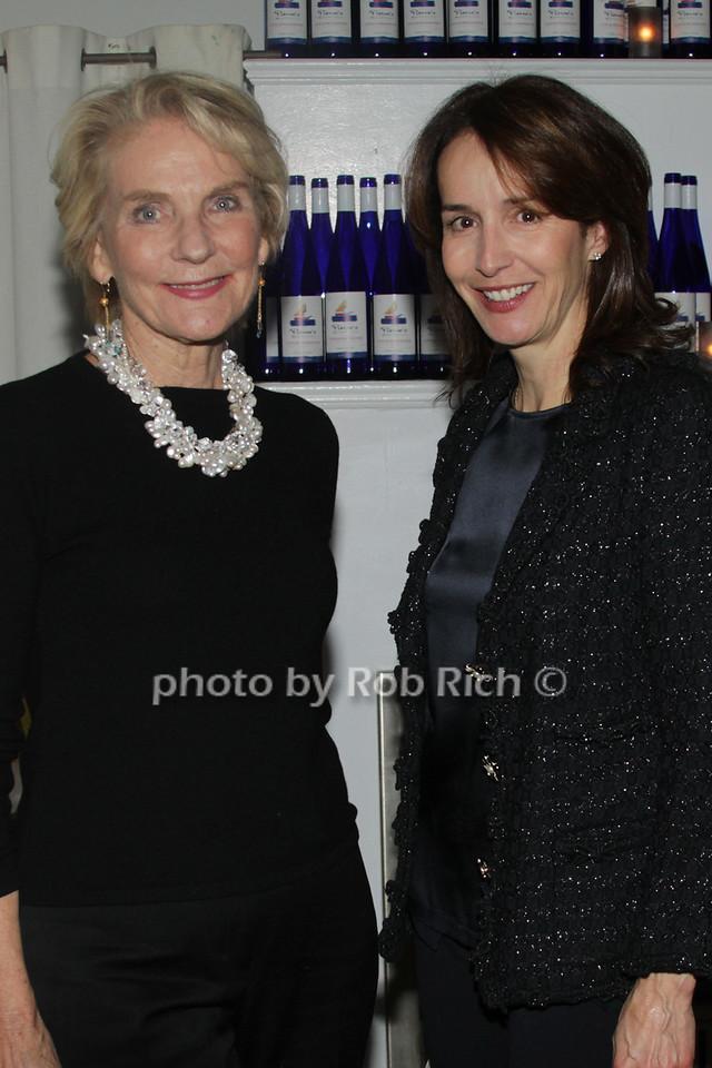 Pamela Muller and Patti Nazzarella