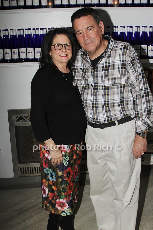 Lynn Stoller and Ken Stoller