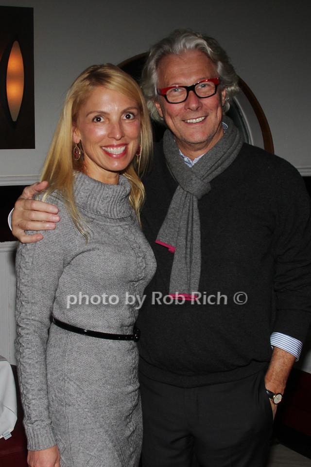Gwen Bokine and David Pierre