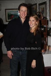 Cutler Koster and Samantha Breitenbach