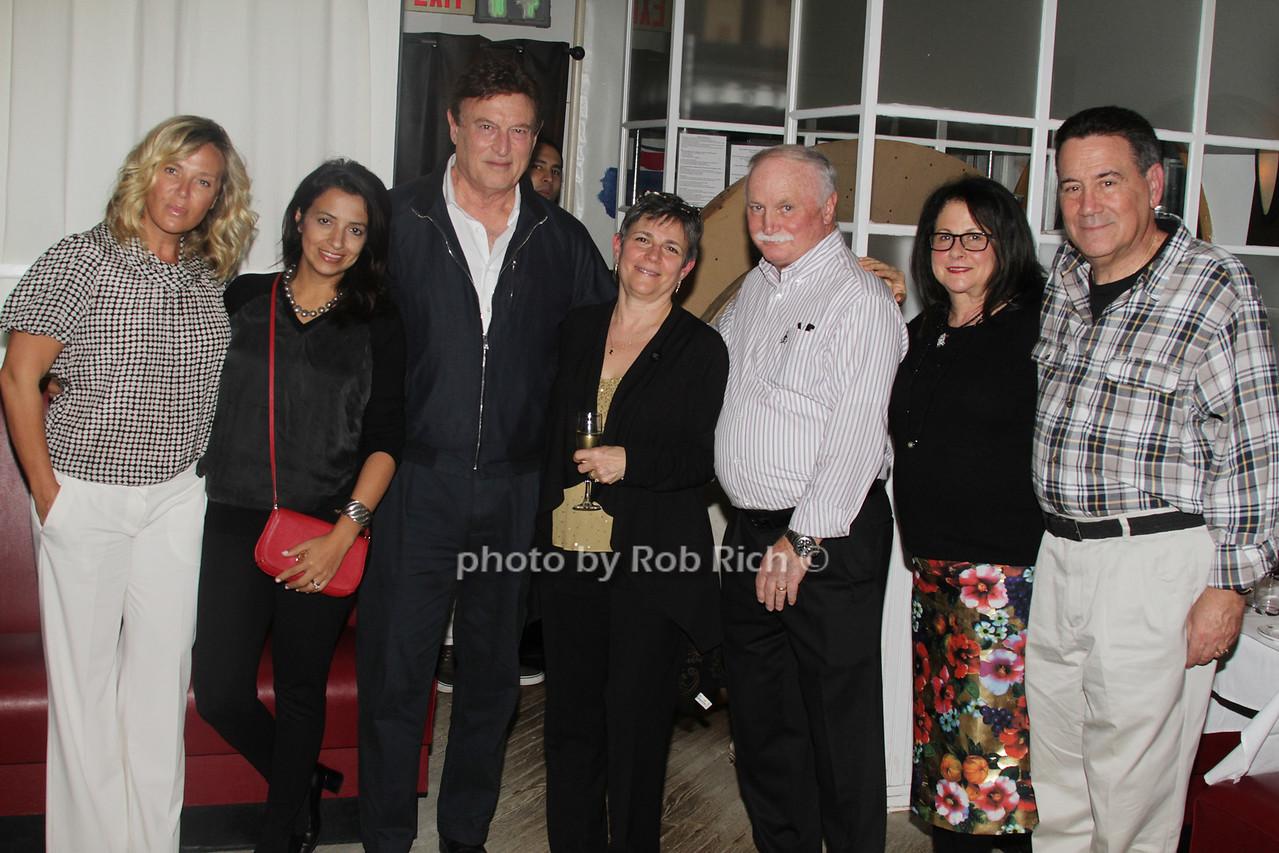Bianka LEfferts, Parla Yaron, David Yaron, Barbara Smith, Jim Smith, Lynn Stoller and Ken Stoller