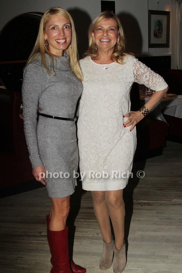 Gwen Bokin and Debra Halpert