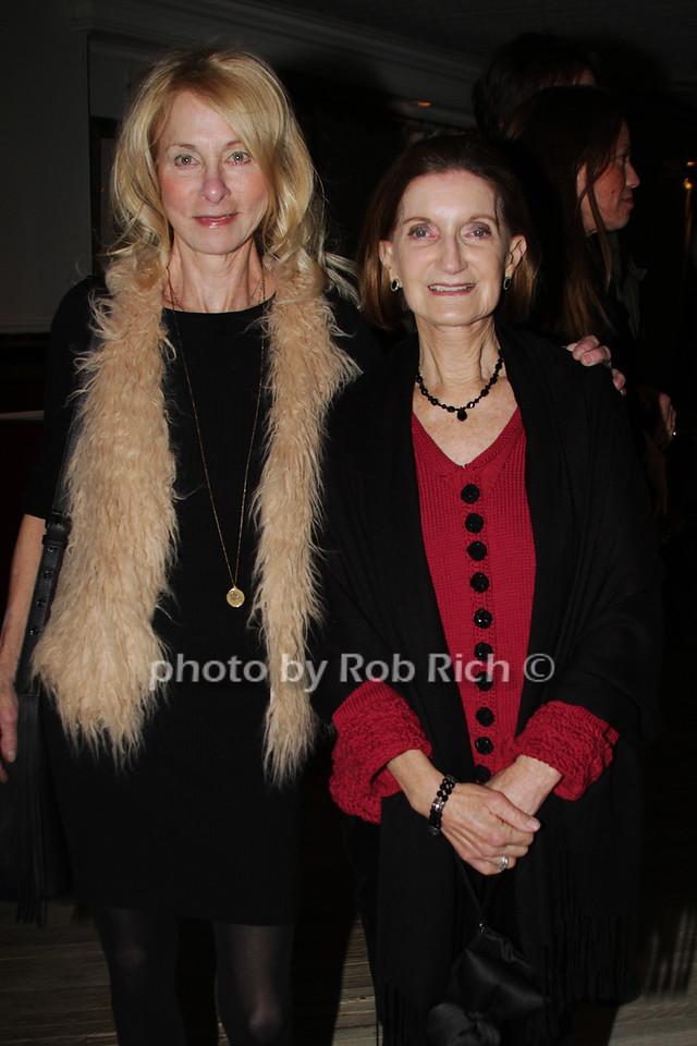 Linda Shapiro and Marla Schwenk
