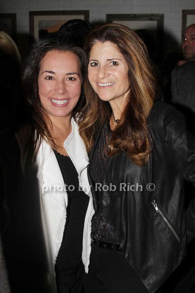Samantha Yanks and Lynn Blumenfeld