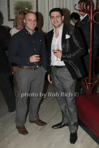 Joe Pozzi and Francesco Marasco