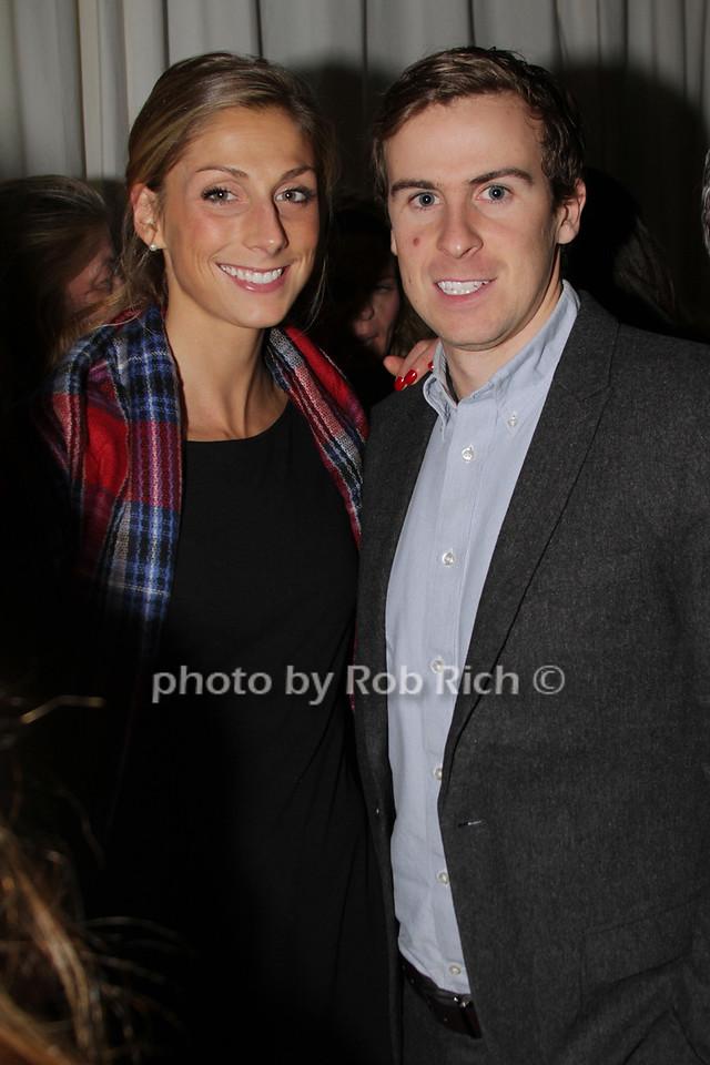 Meghan Dalton and Gaelin Walsh
