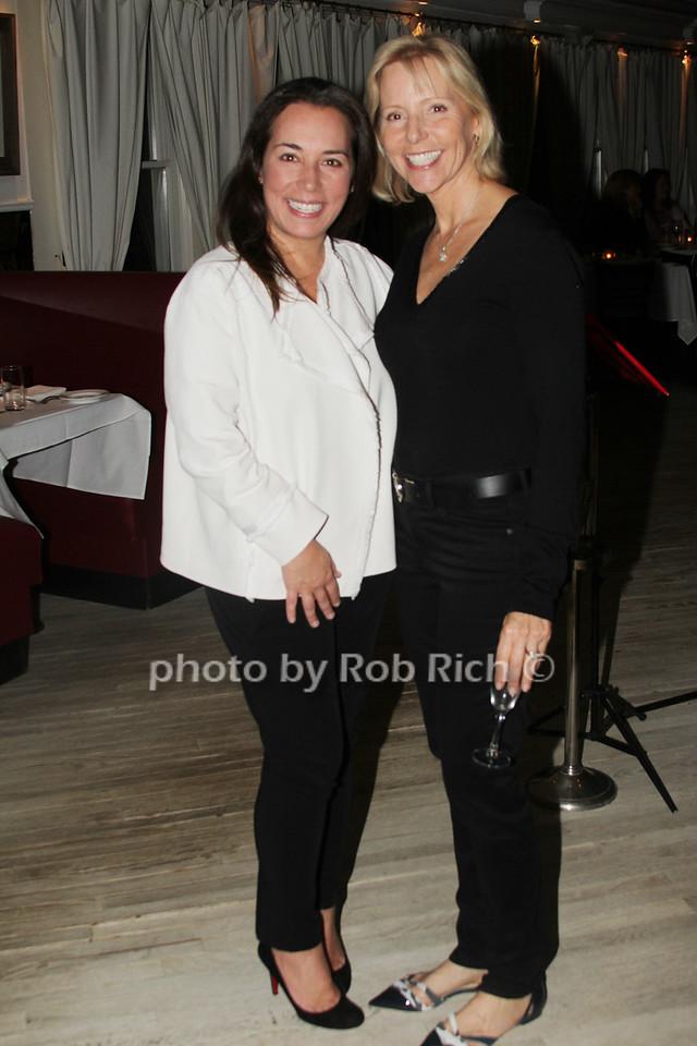 Samantha Yanks and Susan Breitenbach