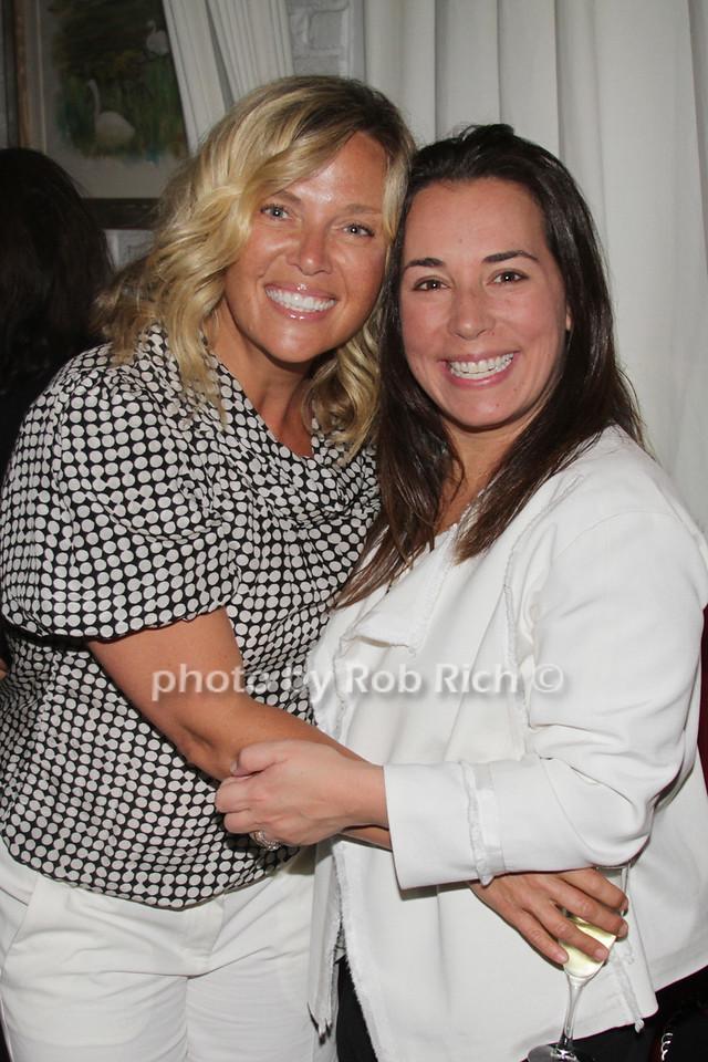 Bianka Lefferts and Samantha Yanks